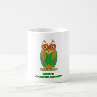 Arnie the Chickcharnie Mug