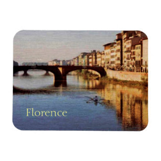 Arno River Florence Italy Magnet