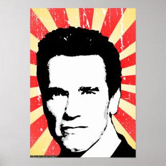 Arnold Schwarzenegger 1 Print