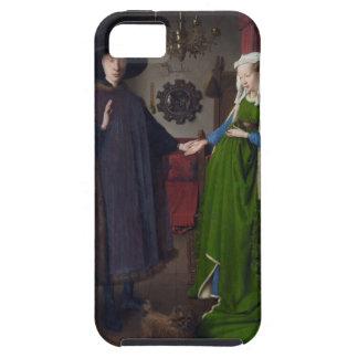 Arnolfini Portrait - Jan van Eyck iPhone 5 Case