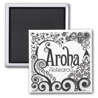 Aroha Aotearoa Magnet