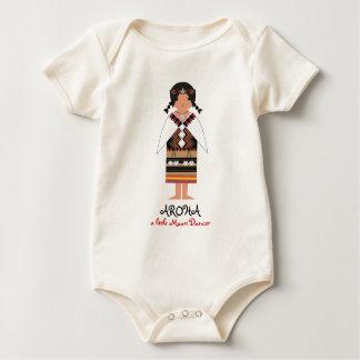 Aroha Baby Bodysuit