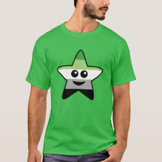 Aromantic Star T-Shirt