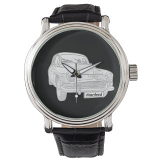 Aronde with names watch