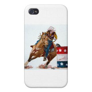 Around The Barrel iPhone 4 Cases