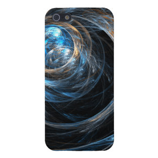 Around the World Abstract Art iPhone 5/5S Cover