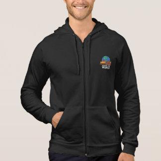 Around the world hoodie