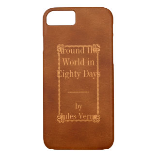 Around the World in Eighty Days by Jules Verne iPhone 7 Case