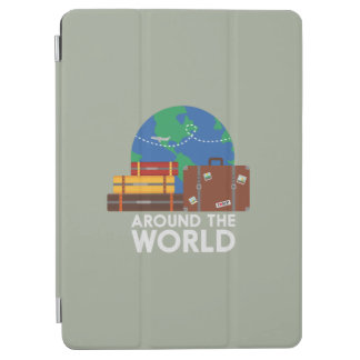 Around the world iPad air cover