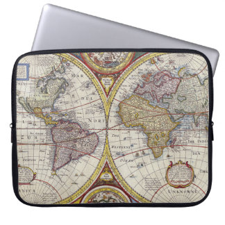 Around The World Laptop Sleeve