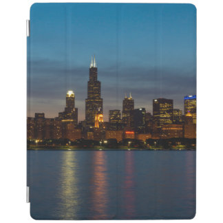 Around Willis At Night iPad Cover