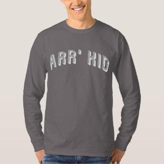 Arr' Kid Our Kid Manchester Slang Tee Shirt