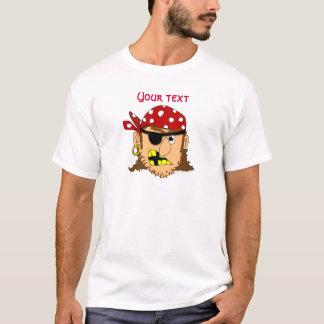 Arr Pirate Man Customizable Pirate Stuff T-Shirt
