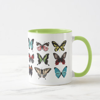 Array of Butterflies Mug
