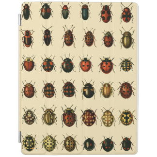 Array of Ladybirds iPad Cover