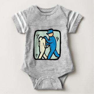 arrest baby bodysuit