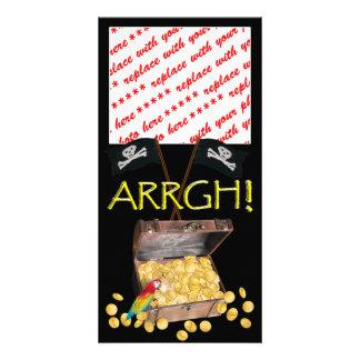 ARRGH! PHOTO CARD TEMPLATE