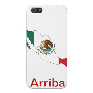 Arriba Mexico! Case For iPhone 5/5S