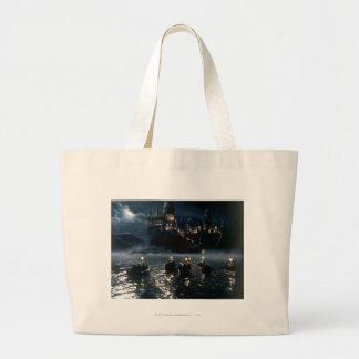 Arrival at Hogwarts Tote Bags