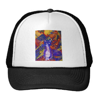 Arriving - Abstract Modern Love Party Cap