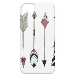Arrow Design - Colored iPhone 5 Cover