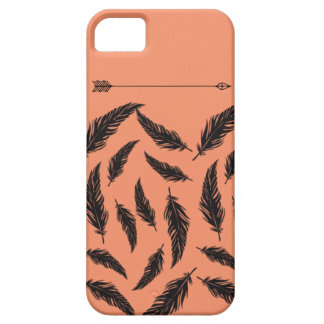Arrow & Feather iPhone 5 case