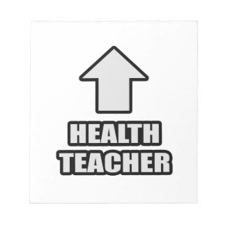 Arrow Health Teacher Notepad