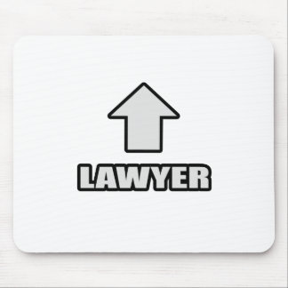 Arrow Lawyer Mouse Pad