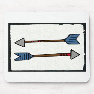 Arrow Mouse pad