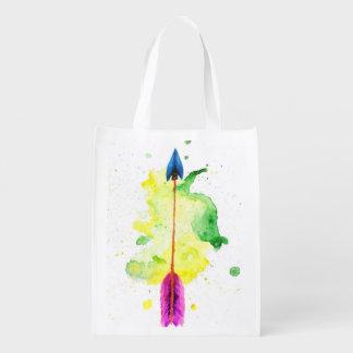 Arrow Reusable Bag