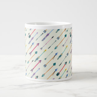 Arrows Attack Large Coffee Mug