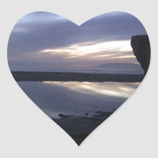 Arroyo Grande Heart Sticker