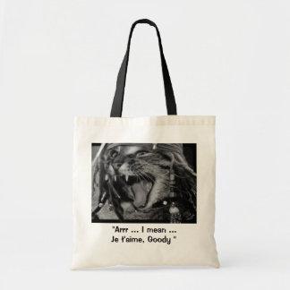 """""""Arrr ... """" Goody Pirate Tote Bag"""