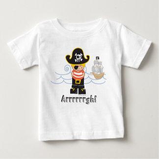 Arrrrr Pirates Baby T-Shirt
