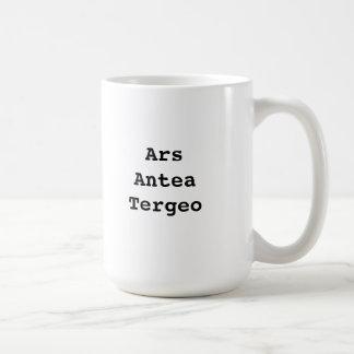 Ars Antea Tergeo Basic White Mug