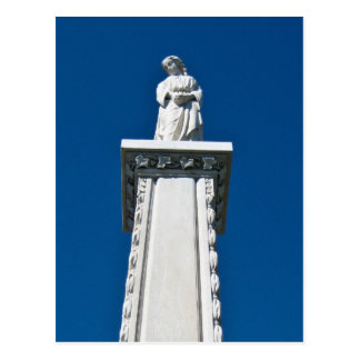 Arsenal monument at the Congressional Cemetery Postcard