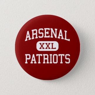 Arsenal - Patriots - Middle - Pittsburgh 6 Cm Round Badge