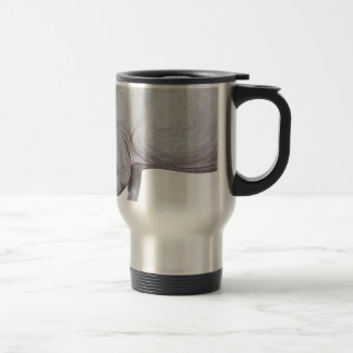 Arsinoitherium Travel Mug