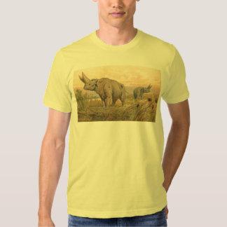 Arsinotherium Prehistoric Animal Tshirts