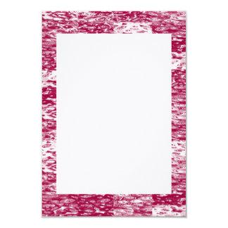 ART101 KOOLshade Art LINEN : customize to yr size 9 Cm X 13 Cm Invitation Card