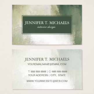 art abstract grunge dust textured background business card