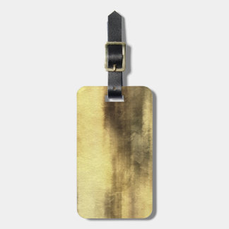 art abstract watercolor background on paper 4 luggage tag