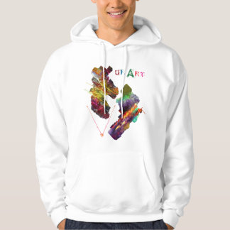 ART AND DESIGN FOR YOU HOODIE