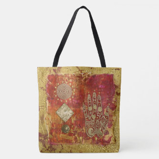 Art and Soul Shopping Bag