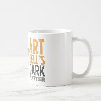 Art Bell's Dark Matter (Alien Head) Basic White Mug