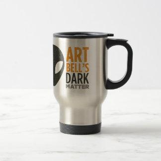 Art Bell's Dark Matter (Alien Head) Travel Mug