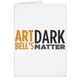 Art Bell's Dark Matter Card