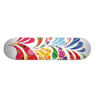 Art Bloom Skate Deck