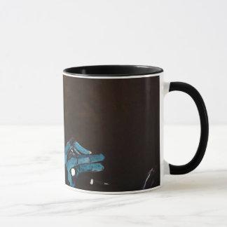Art by Brocky custom 325 ml  Ringer Mug
