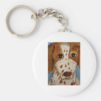 art by eric ginsburg key ring